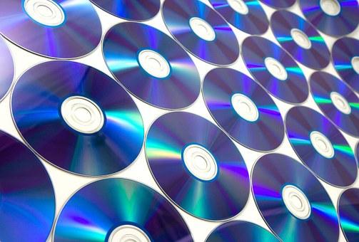 fabricacion de cds y dvds